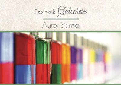 Geschenkgutschein Aura-Soma