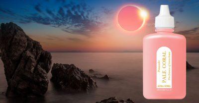 Aura-Soma Neuigkeiten: Pomander Hellkorallenrot