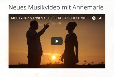 Musik mit Annemarie und Milo