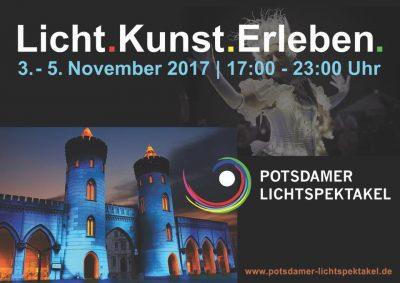 Potsdamer Lichtspektakel 2017