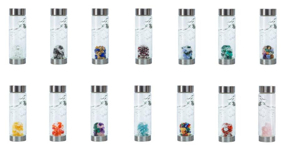 VitaJuwel ViA Wasserflasche
