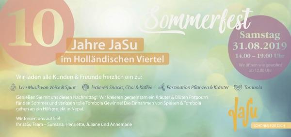 Sommerfest JaSu